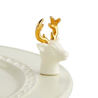 nora fleming oh deer mini