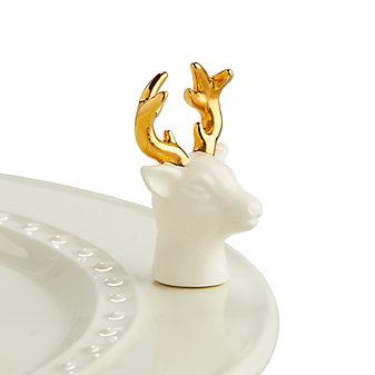 nora fleming oh deer mini