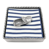 Mariposa_Twist_Napkin_Box_with_Boat_Shoe_Weight