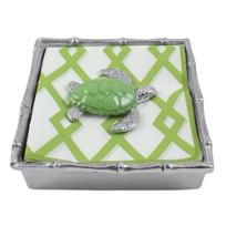 Mariposa_Green_Turtle_Bamboo_Napkin_Box