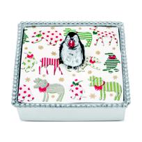 Mariposa_Penguin_Napkin_Box