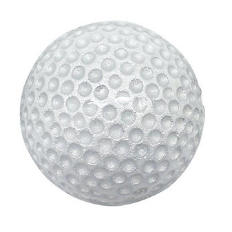 Mariposa White Golf Ball Napkin Weight