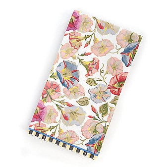 MacKenzie-Childs Morning Glory Paper Napkins - Guest