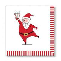 cr_gibson_silly_santa_beverage_napkin
