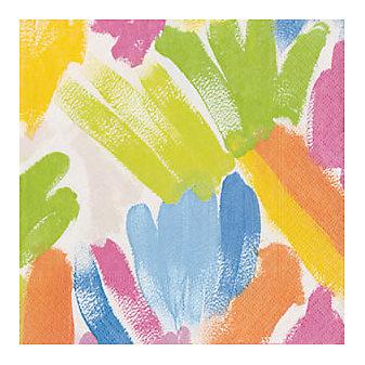 caspari brushstroke paper luncheon napkins
