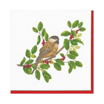 Caspari_Winter_Songbirds_Paper_Luncheon_Napkins