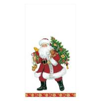 Caspari_Lynn_Haney_Santa_Paper_Guest_Towel_Napkins