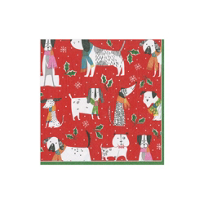 Caspari_Christmas_Canines_Paper_Cocktail_Napkins