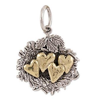 Waxing Poetic Bundled by Love Nest 4 Heart Charm