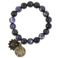 Miracle_Icons_Faceted_Sodalite_Bracelet