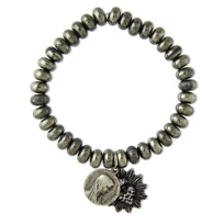 Miracle_Icons_Pyrite_Rondelle_Bracelet