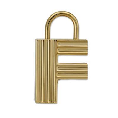 "Spartina 449 ""F"" Padlock Letter"