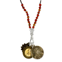 Miracle_Icons_Faceted_Carnelian_Rosary_Necklace