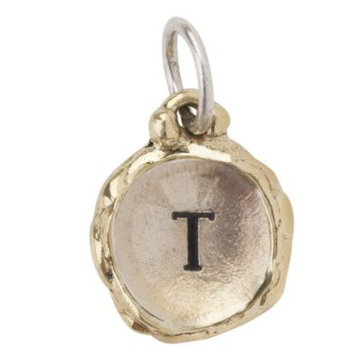 Waxing Poetic Intra Insignia Letter Charms