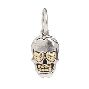 Waxing Poetic Personal Vocabulary Skull Love Charm