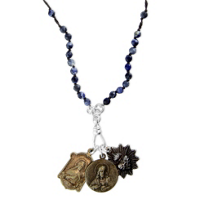 Miracle_Icons_Faceted_Sodalite_Rosary_Necklace
