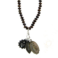 Miracle_Icons_Bronzite_Rondelle_Necklace