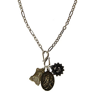Miracle Icons Chain Necklace