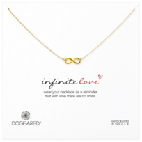 Dogeared_Infinite_Love_Necklace,_Gold_Dipped