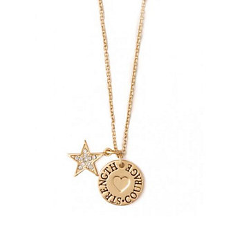 Spartina 449 Sea La Vie Mermaids for Military Necklace, Wounded Veteran