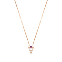 Swarovski_Rose_Gold-Plated_Chevron_Funk_Necklace