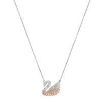 Swarovski_Iconic_Swan_Necklace,_Medium