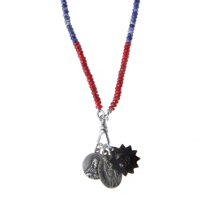 Miracle_Icons_Faceted_Coral_and_Sodalite_Necklace