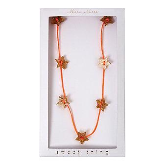 Meri Meri Small Star Necklace