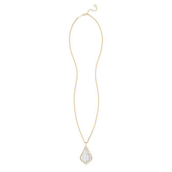 Kendra Scott Aiden Gold and Silver Necklace
