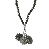 miracle_icons_hematite_pyrite_onyx_necklace