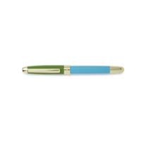 Kate_Spade_Green_&_Turquoise_Ballpoint_Pen