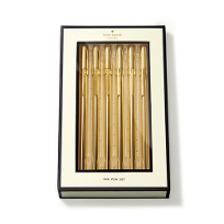 Kate_Spade_Strike_Gold_Pen_Set