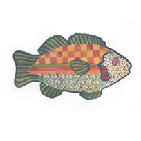 MacKenzie-Childs_Freckle_Fish_Pet_Placemat