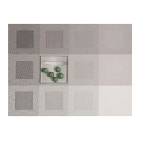 Chilewich_Engineered_Square_14x19_Placemat,_Light_Grey