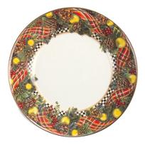 MacKenzie-Childs_Evergreen_Enamel_Dinner_Plate