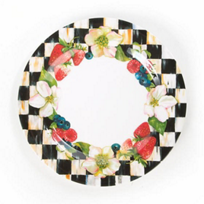 MacKenzie-Childs_Berries_&_Blossoms_Dinner_Plates_-_Set_of_4