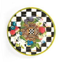 MacKenzie-Childs_Berries_&_Blossoms_Salad_Plates_-_Set_of_4