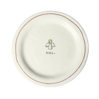 "honestly_goods_6""_round_noel_plate"