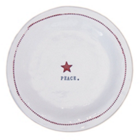 HONESTLY_GOODS_PEACE_WITH_STAR_PLATE