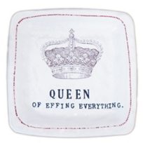 HONESTLY_GOODS_QUEEN_OF_EVERYTHING_PLATE