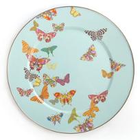 MacKenzie-Childs_Butterfly_Garden_Sky_Serving_Platter