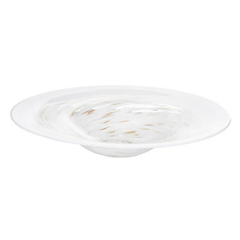 Viterra Shimmer White Gold Platter