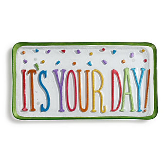 It's Your Day Platter