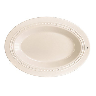 Nora Fleming Oval Server