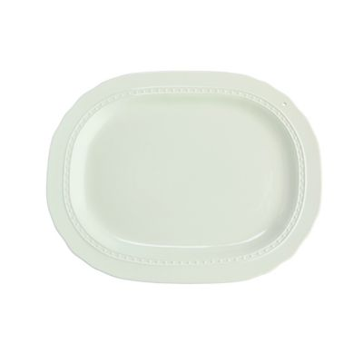 nora fleming holiday oval platter