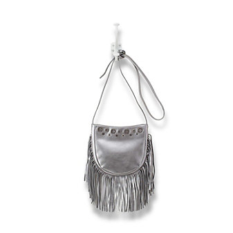 Hobo Whisper Sterling Crossbody