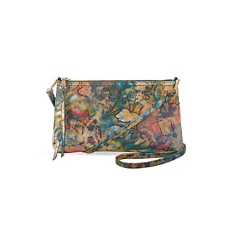Hobo Darcy Midnight Garden Convertible Crossbody Clutch