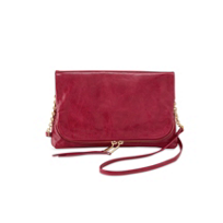 Hobo_Adrian_Convertible_Crossbody_Cluth,_Red_Plum