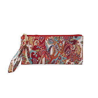 Hobo Vida Regal Paisley Wristlet