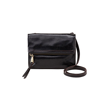 hobo glade crossbody black purse